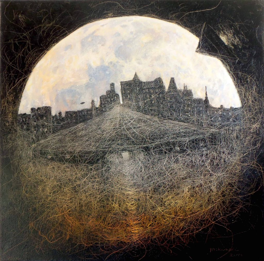 Marek Jaśkowidz, Mystery of the moon